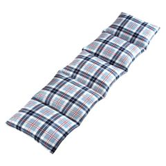 Plaid Crash Pad Sleepover Nap Extra Seating