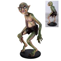 Goblin Statue Halloween Decoration Monster