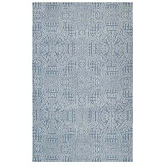 Pastel Moroccan Area Rug Large 8x10