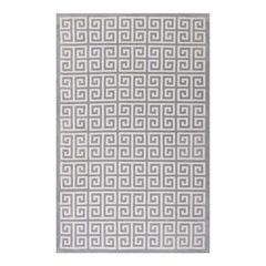 Greek Key Area Rug 5 x 8