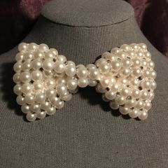 The Classy Lady Bow Tie