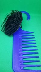 Shower Comb &/or Shower Exfoliator