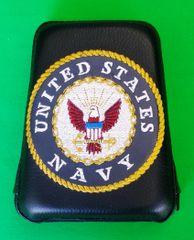 051d. Backrest Pad - Navy