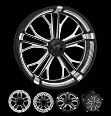 160a3. Performance Machine - Dixon Front Wheels for Harley Davidson