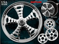160c1. Renegade Wheels - by Paul Jr Design - Rapture for Harley Davidson