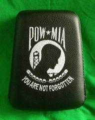 051f. Backrest Pad - POW-MIA