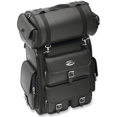 063A1 Saddlemen 2-Piece Luggage Set - Great for Sissy Bars!