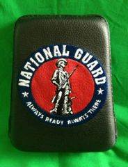 051e. Backrest Pad - National Guard