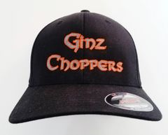 080A1. Ginz Choppers - Flex Fit Hat