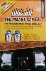 115c. LED Smart Caps - Tire Pressure Monitor Valve Cap