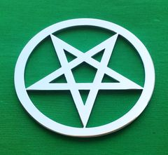"""070b6. Pentagram - 3-1/2"""""""