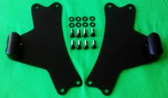 037e. Rigid Mount Kit for Victory Cross Country, Cross Roads, Hardball and Magnum