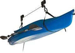 H2o Canoe/Kayak Storage Hoist System