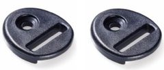 25mm Webbing Deck Fitting (Pack of 2)