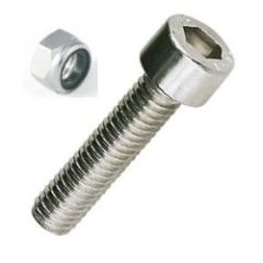 Crank Bushing Socket Caps & Loc Nuts Pack 4