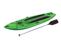 The Sun Dolphin® Seaquest 10 Stand Up Paddle Board LIME
