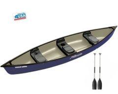 Sun Dolphin ® Scout 14' Elite Canoe Navy