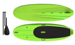 """Typhoon Surfer 9'9"""" SUP Paddle Board & Paddle - Green Free Paddle"""