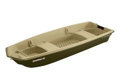 Sun Dolphin ® American 12 Jon Boat Drab Green