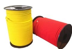 YELLOW Monoflex ™ Shock Cord 6 mm 100 m Reel