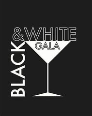 BLACK & WHITE DINNER GALA & 5TH Anniversary (Includes Credit Card Fee)