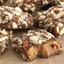 Sugar Free Almond Butter Toffee