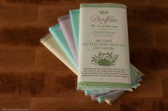 Dolfin Specialty Chocolate Bars