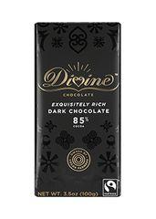 Divine Exquisitely Rich Dark Chocolate