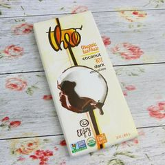 Theo Chocolate Bars