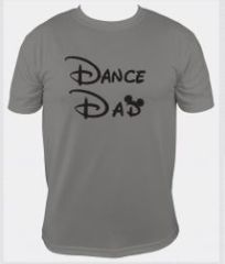 Dance Dad Disney T-Shirt
