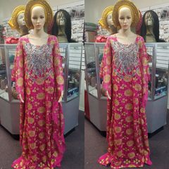 READY TO WEAR CHORDLACE BOUBOU-169