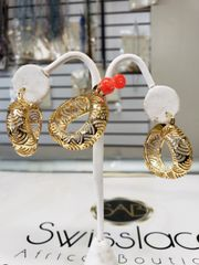 EARING AND PENDANT SET-258