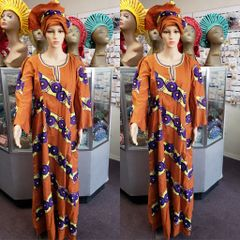 ANKARA DRESS-CLR4
