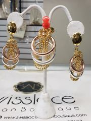 EARING AND PENDANT SET-273