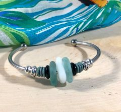 Beach Glass Bracelet
