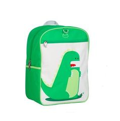 Beatrix New York Big Kid Backpack ~ Percival Dinosaur