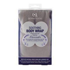 Aroma Home Grey Body Wrap