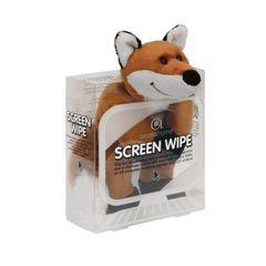Aroma Home Screen Wipe ~ Fox