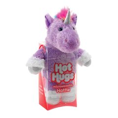 Aroma Home Hot Hug - Purple Unicorn