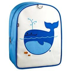 Beatrix New York Little Kid Backpack ~ Lucas Whale
