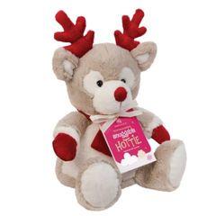 Aroma Home Snuggable Hottie ~ Reindeer