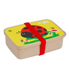 Beatrix New York Rice Fibre Bento Box ~ Juju Ladybug