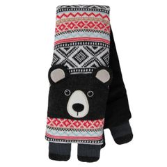 Aroma Home Animal Knitted Body/Neck Warmers ~ Bear