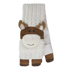 Aroma Home Animal Knitted Body/Neck Warmers ~ Moose