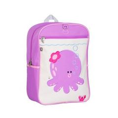 Beatrix New York Big Kid Backpack ~ Penelope Octopus