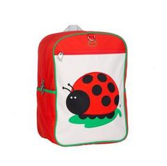 Beatrix New York Big Kid Backpack ~ Juju Ladybug