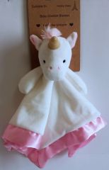 Baby Comfort Blanket - Nellie the Unicorn