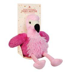 Aroma Home Cosy Hottie - Pink Flamingo