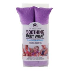 Aroma Home Lavender Body Wrap in Sleeve