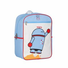 Beatrix New York Big Kid Backpack ~ Pixel Robot
